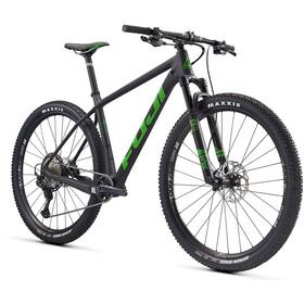 FUJI SLM 29 2.1, satin carbon/green